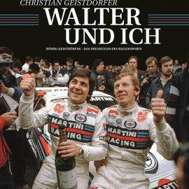 """Signiertes Buch """"Walter und ich"""" unterm Weihnachtsbaum?"""